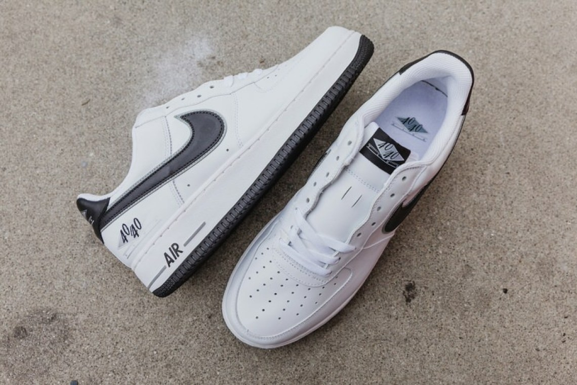 2005 Air Force 1 Low 40/40 Club