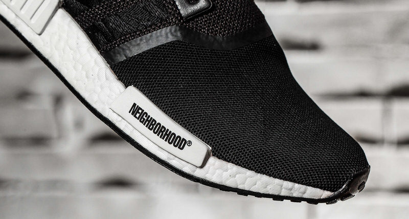 premium selection 26bef 7f45f INVINCIBLE x NEIGHBORHOOD x adidas NMD // Closer Look | Nice ...