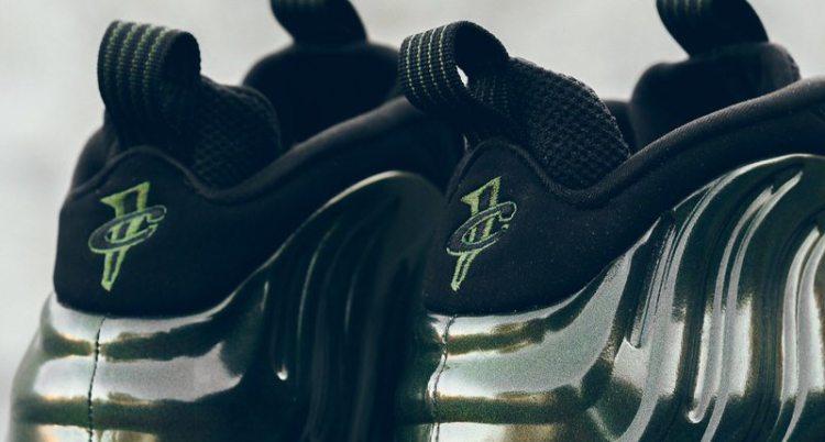 "Nike Air Foamposite One ""Legion Green"""