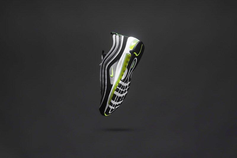 Nike Air Max 97 Black/Volt