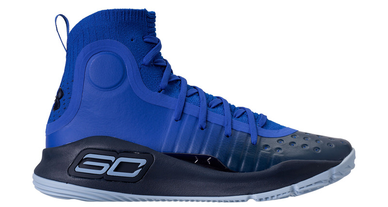 3d2be7ecef2 Under Armour Curry 4 Gets a Road Colorway