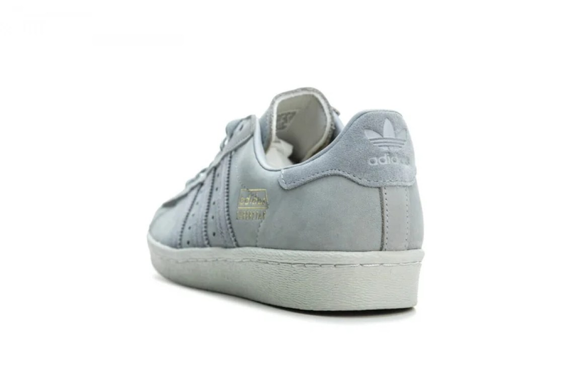 adidas superstar 80s grey light grey available now. Black Bedroom Furniture Sets. Home Design Ideas