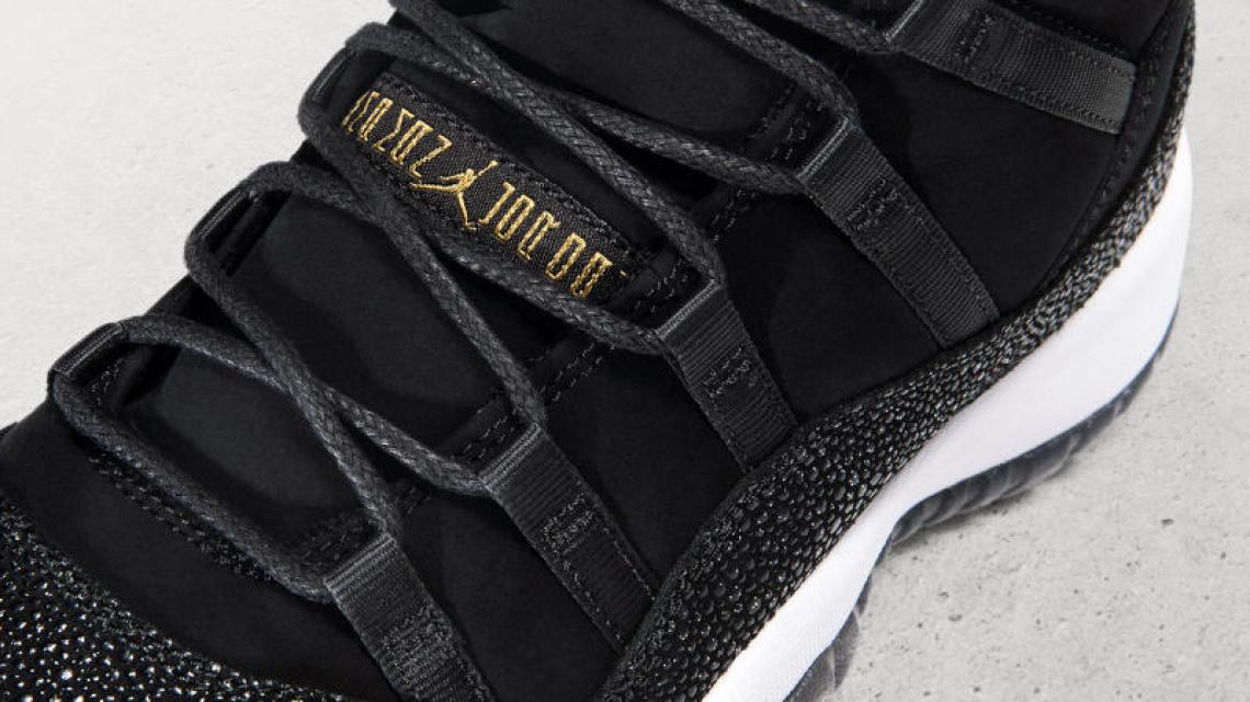 "Air Jordan 11 ""Heiress"""