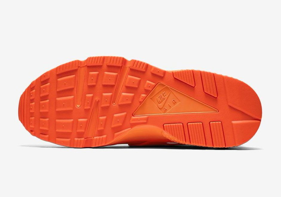 Nike Air Huarache Updated with Zippers for Chicago Edition  807e524e3