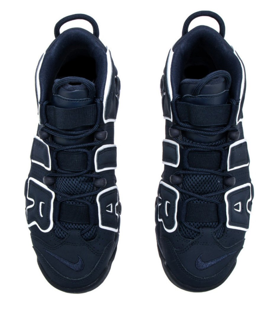 """Nike Air More Uptempo """"Obsidian"""""""