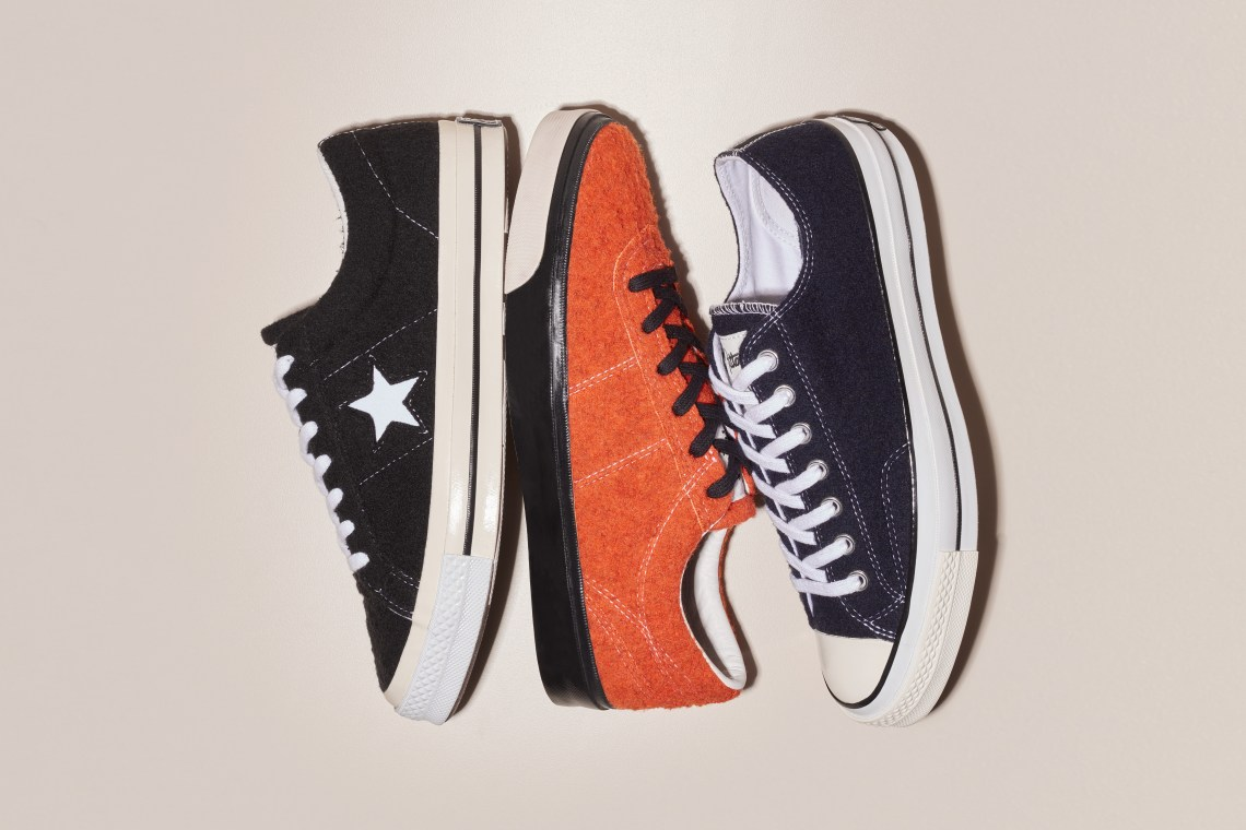 Deviation x Patta x Converse Collection