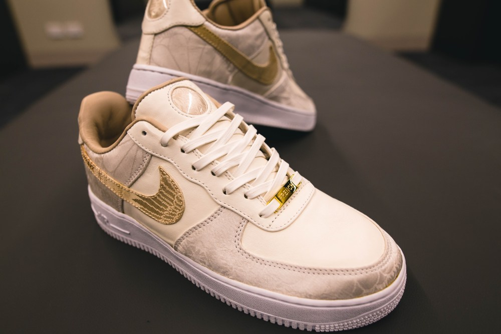 """best website d6782 648c7 Air Force 1 """"French Vanilla"""""""
