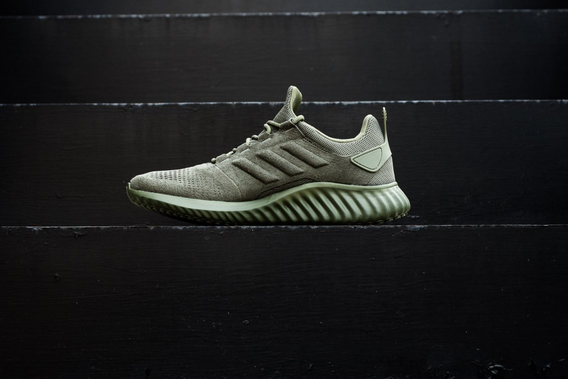 "adidas AlphaBOUNCE CR ""Base Green"""