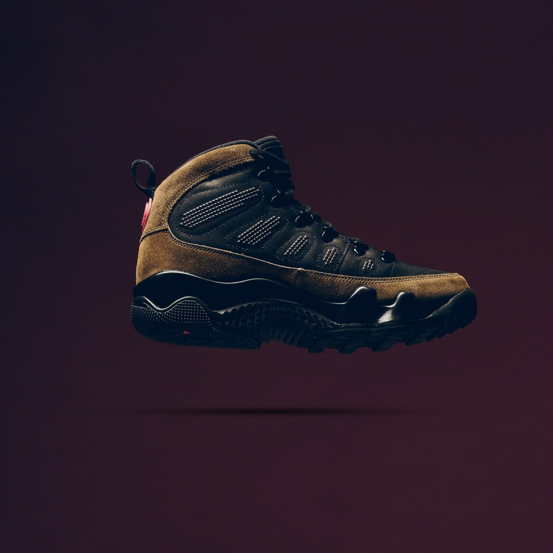 "bc8a2f0787f9 Air Jordan 9 Retro Boot NRG ""Black Olive""    First Look"