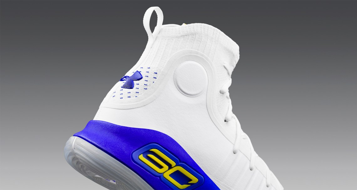"Under Armour Curry 4 ""More Dubs"""
