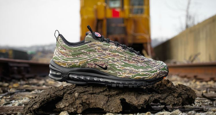 "Nike Air Max 97 ""Country Camo"" U.S.A.    Another Look c812d6841"
