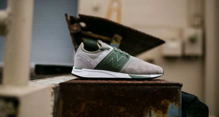 "New Balance 247 Luxe ""Perforated Suede"" Pack"