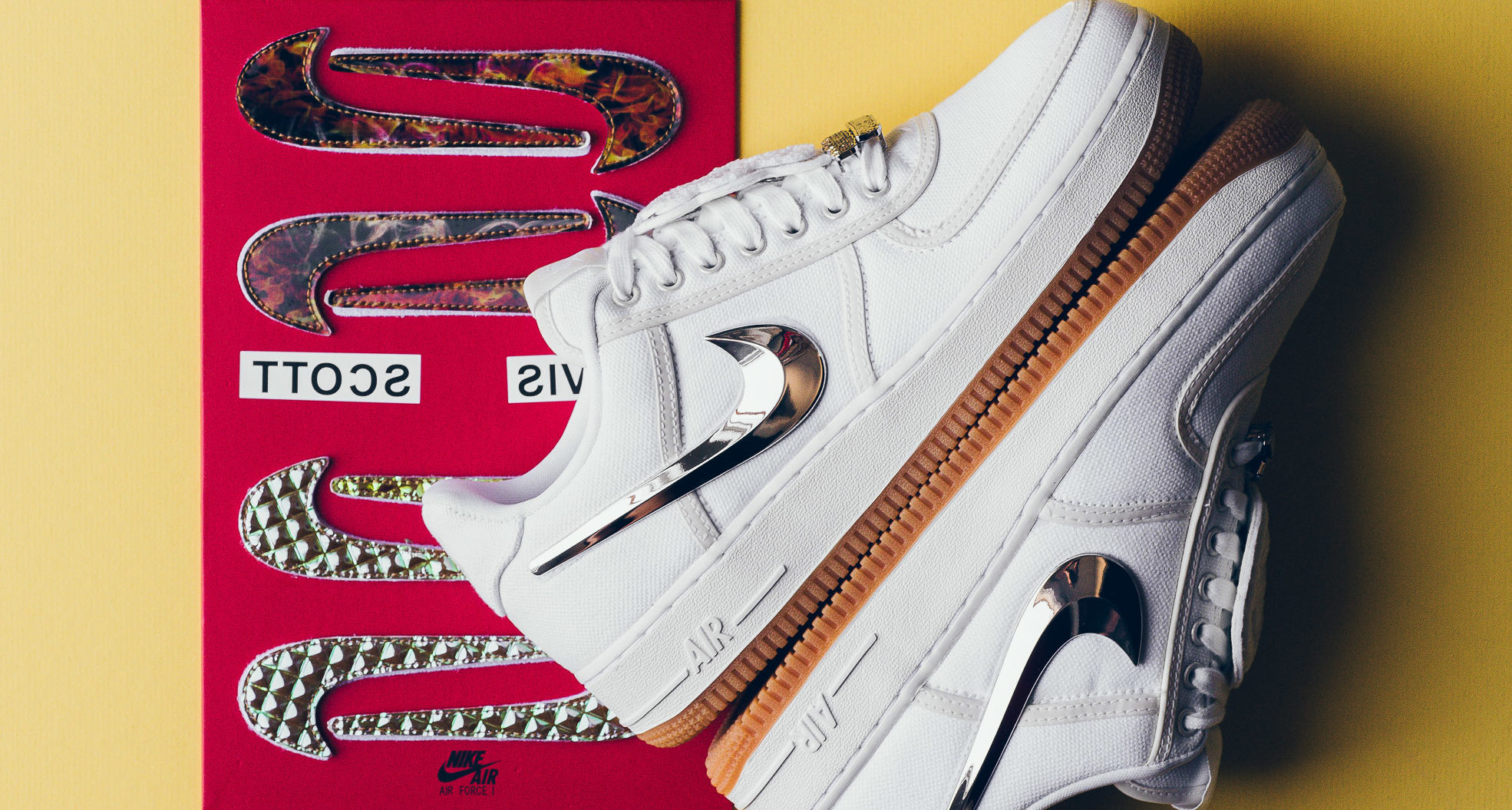 A Closer Look at the Travis Scott x Nike Air Force 1 Low  92eda07fe
