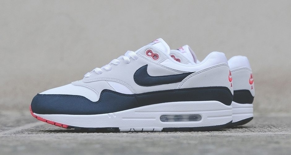 reputable site 4e67d a6ec4 Nike Air Max 1 Anniversary