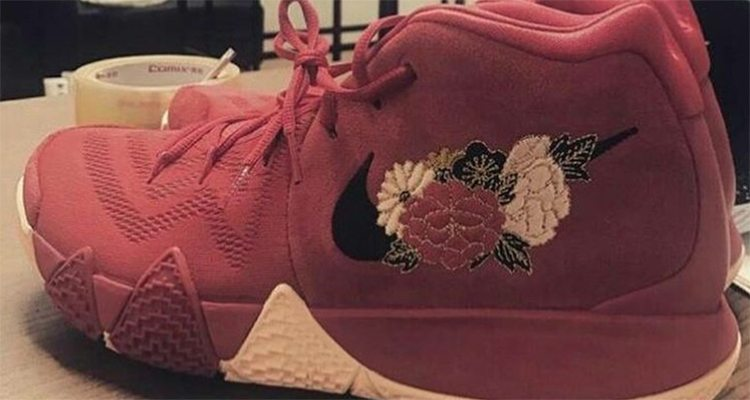 """Nike Kyrie 4 """"Chinese New Year"""""""