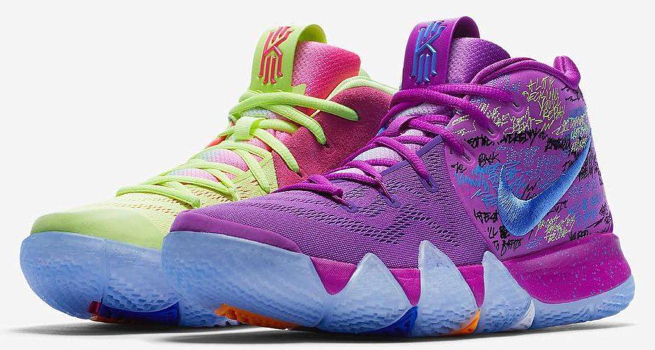 "Nike Kyrie 4 ""Multicolor"""