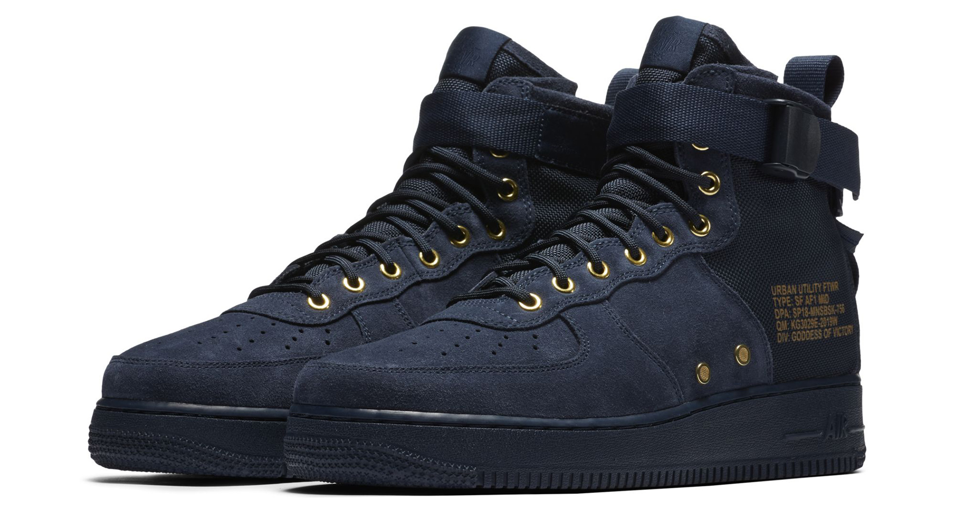 new concept 25bbb a1ff6 Nike SF-AF1 Mid