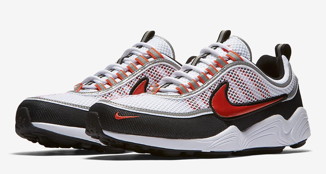 acheter en ligne ed21d f50c4 Nike Zoom Spiridon OG Gets Team Orange Twist   Nice Kicks