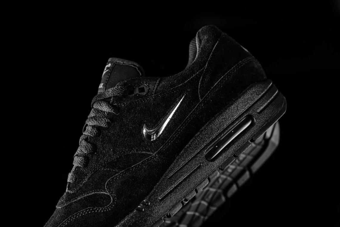 Nike Air Max 1 SC Jewel Black/Chrome