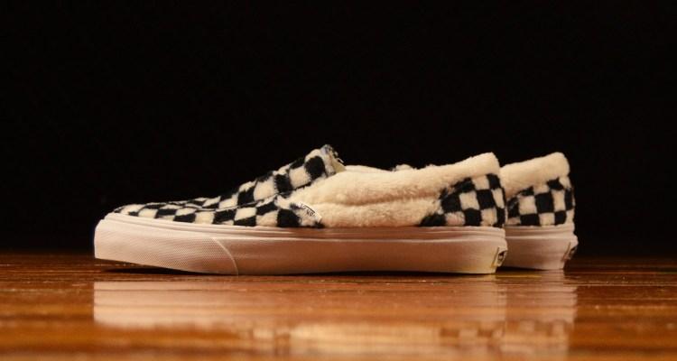 "Vans Classic Slip-On ""Sherpa"""