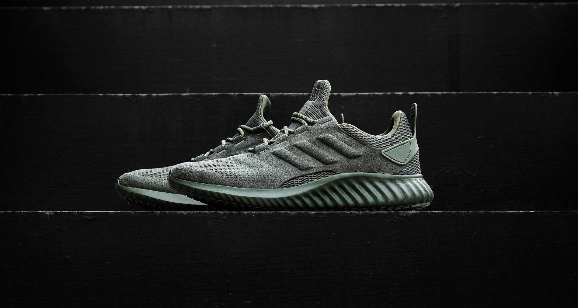 Adidas alpha bounce vede militare