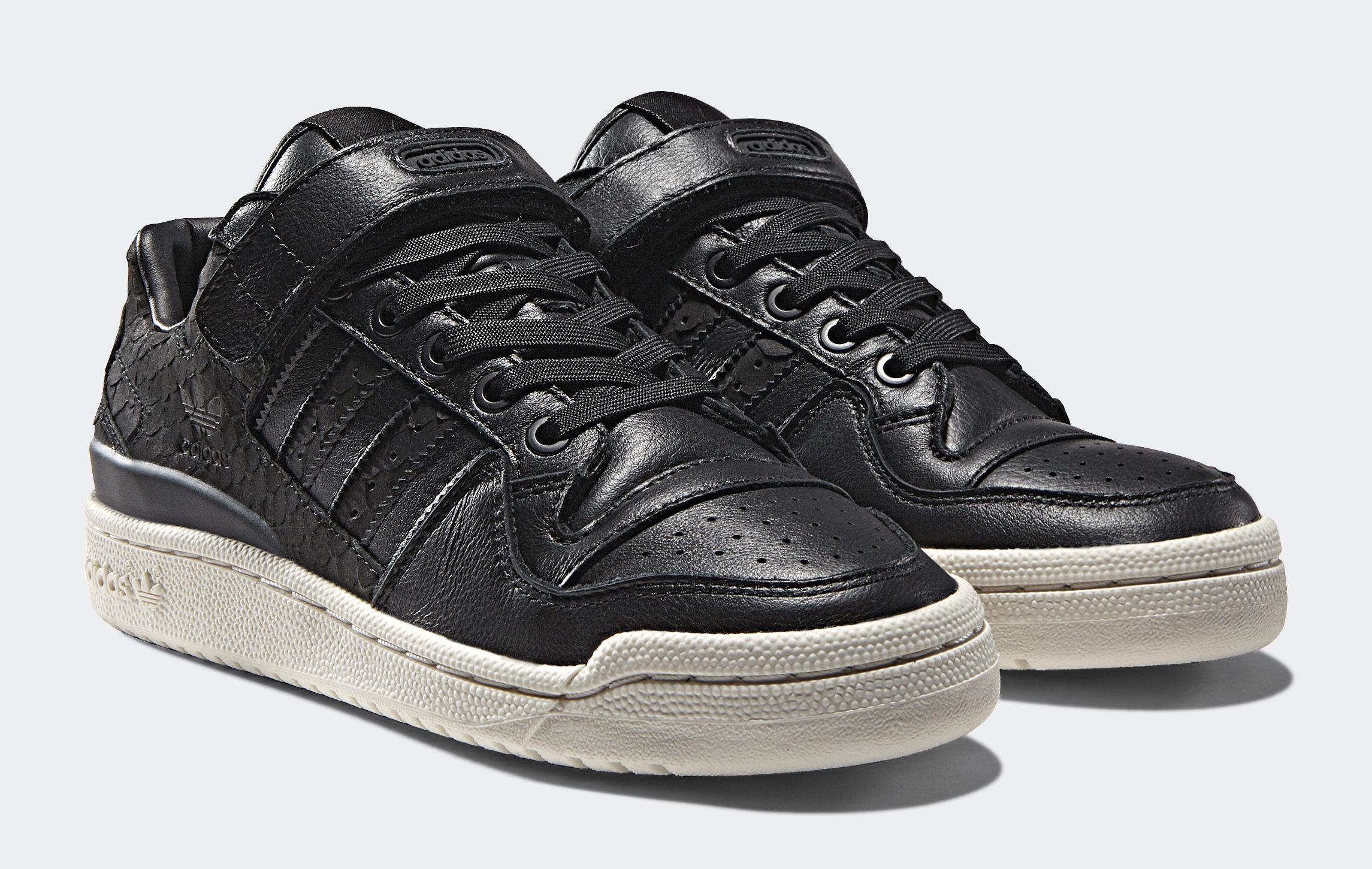 Adidas trae el Foro lo en 2018 Nice kicks