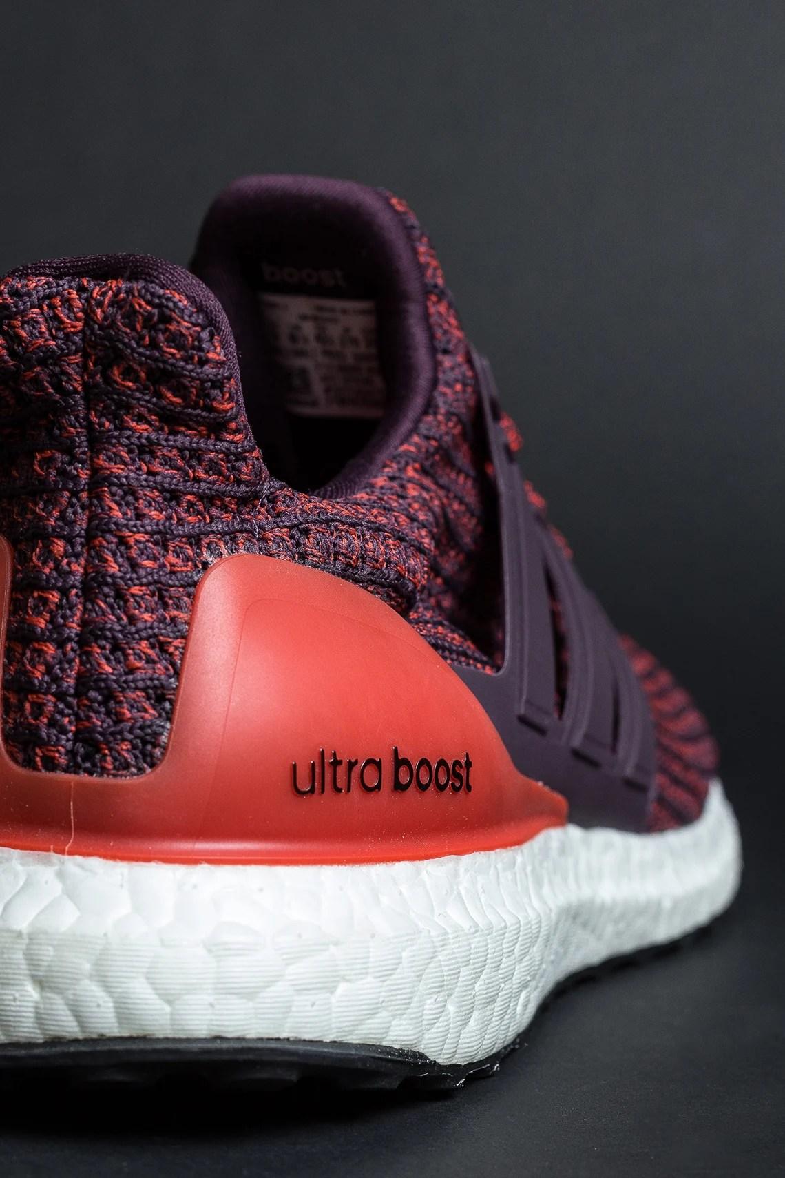 """adidas Ultra Boost 4.0 """"Maroon"""""""