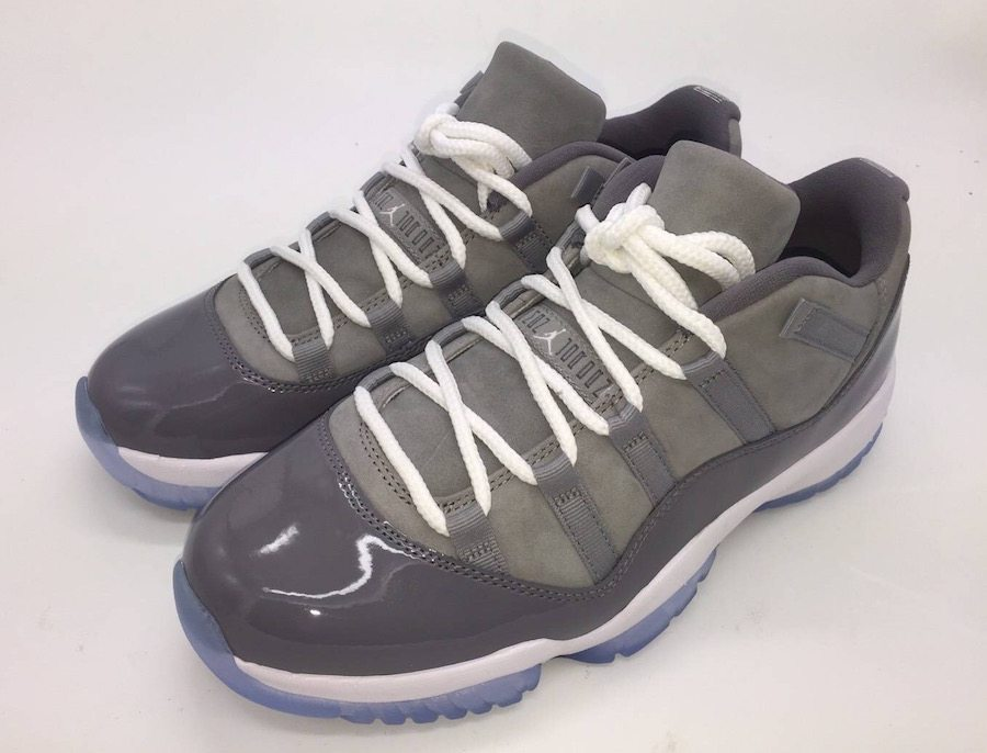 59b26652bfe Air Jordan 11 Low