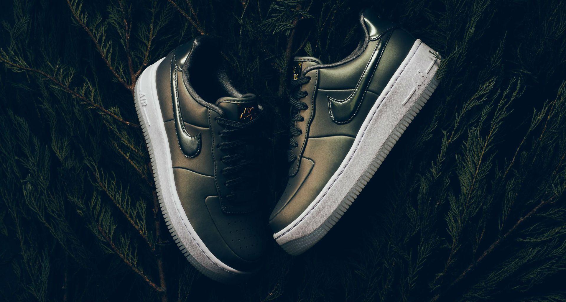 7fe9da692aa5 Nike Air Force 1 Upstep Premium LX
