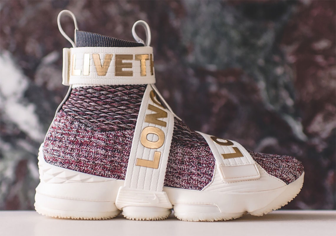 b0230e97c5f9a KITH x Nike LeBron 15 Lifestyle Comes in Three Options