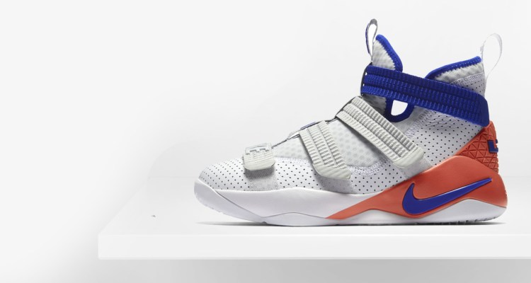 new arrival ace63 374cb Nike LeBron Soldier 11   Nice Kicks