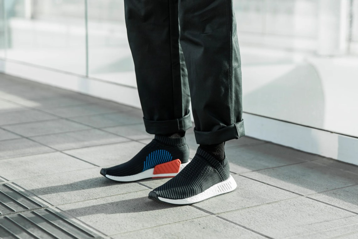 8cf27dfabbebd Adidas NMD CS2 PK Core Black    Release Date