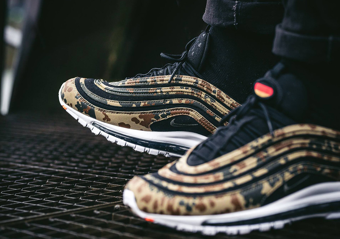 new style b3552 b05f2 Nike Air Max 97 Country Camo