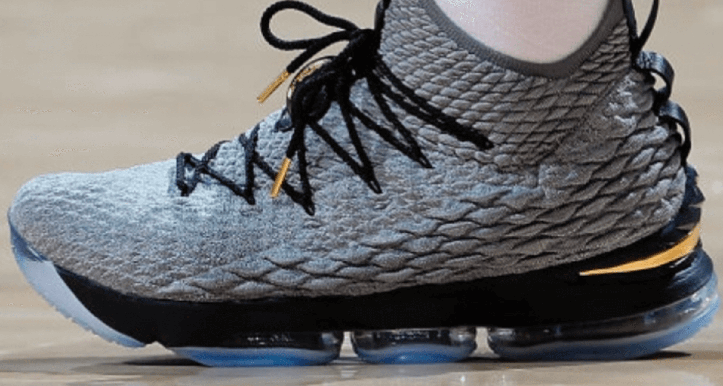 Nike Updates King James LeBron 15 Game Shoe  Nice Kicks