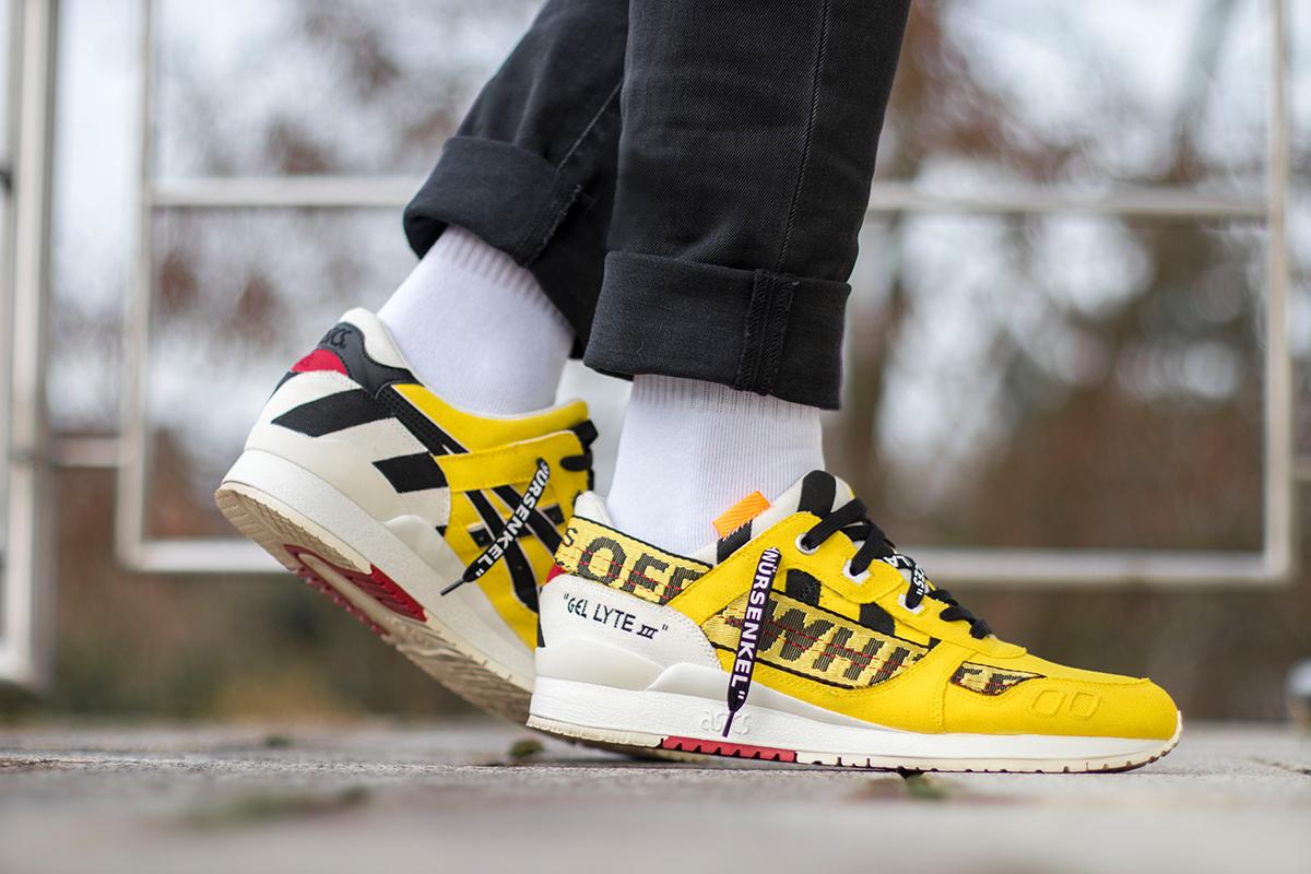 asics sneakers custom la vente de