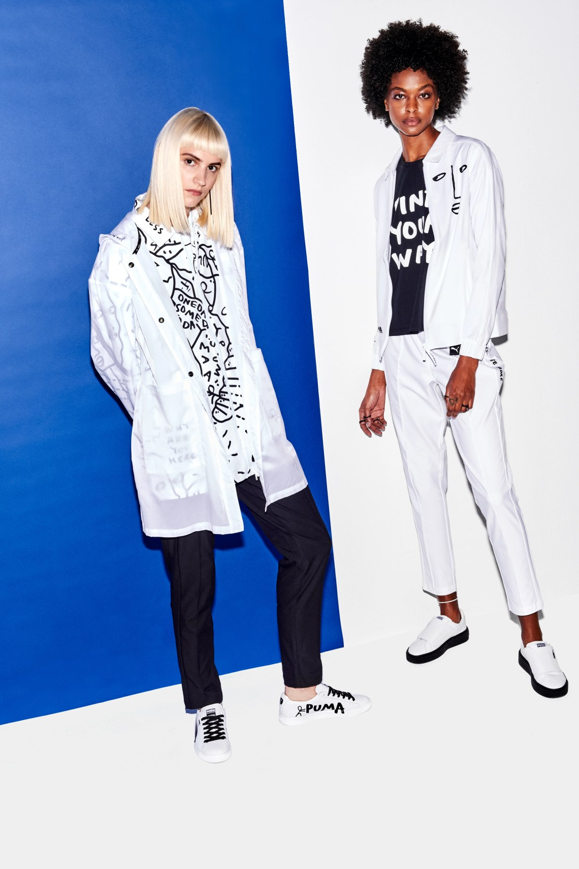 Shantell Martin x Puma Collection