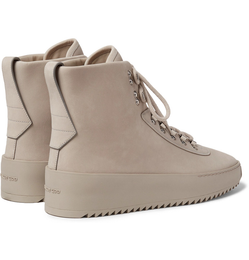 FEAR OF GOD Nubuck hi