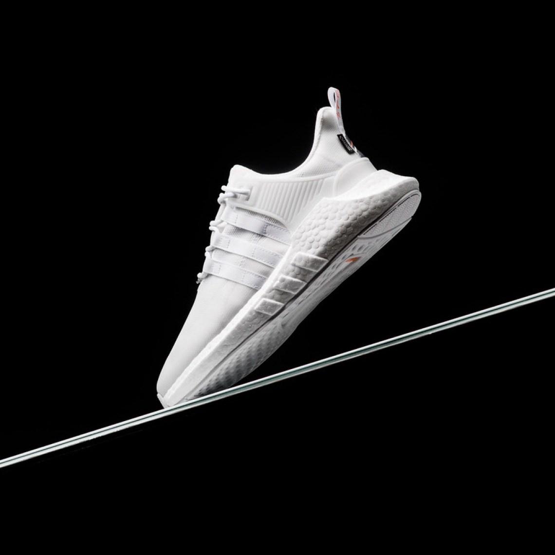 "Adidas EQT Support 93/17 GORE-TEX ""Triple White"""