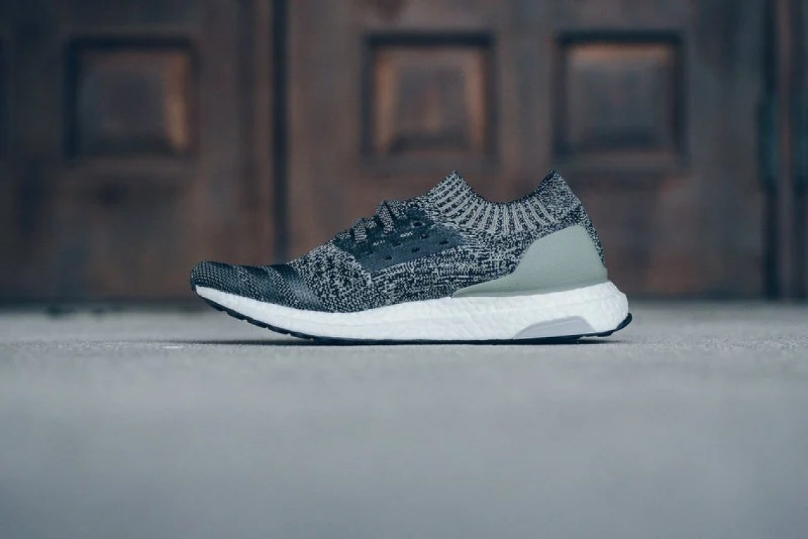 adidas Ultra Boost Uncaged Green/White