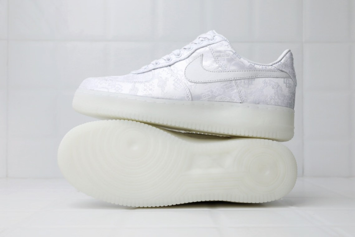CLOT x Nike Air Force 1 PRM