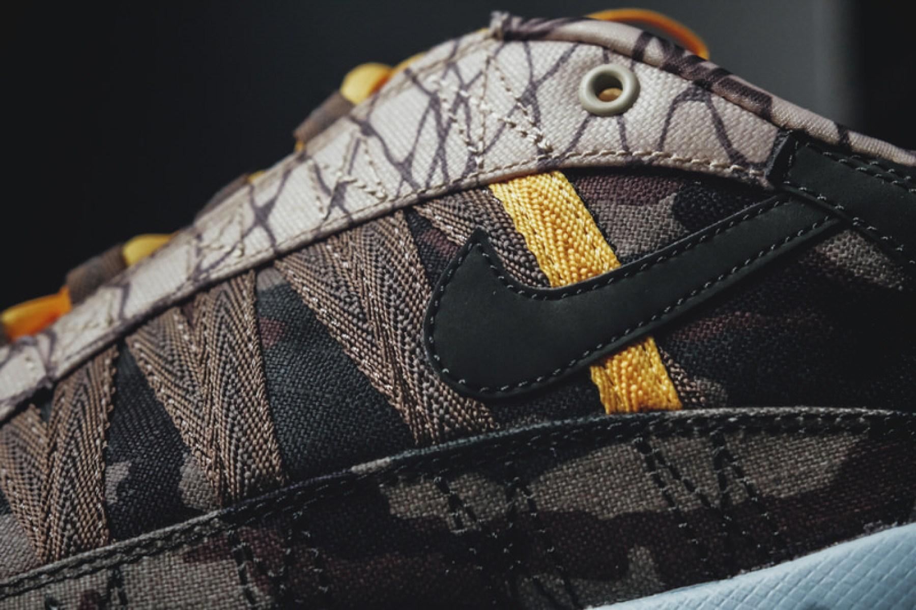 "Nike Air Humara '17 Premium ""Camo"" Pack"