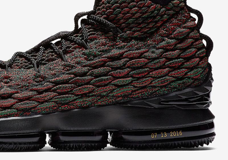 """40029155feb Nike LeBron 15 """"BHM""""    Release Date"""