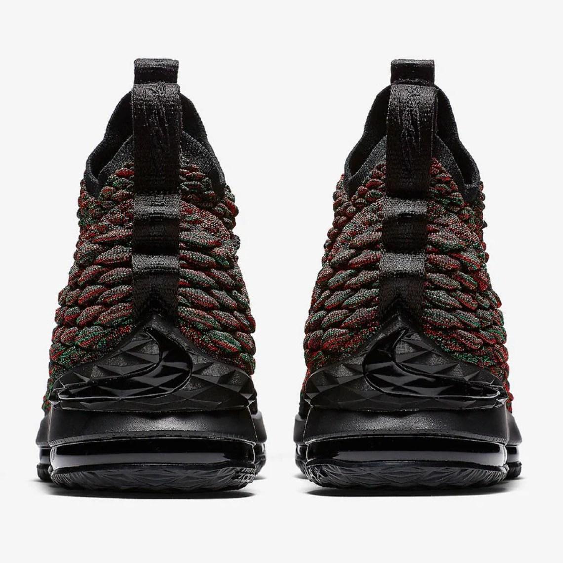 """Nike LeBron 15 """"BHM"""""""
