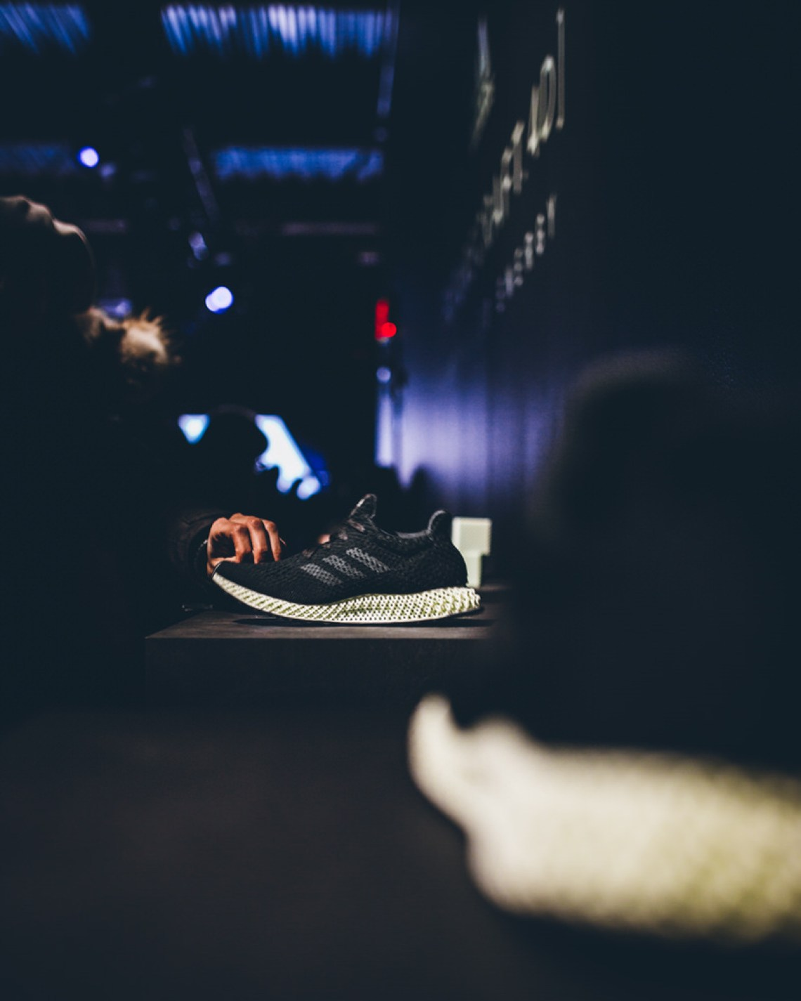 81105f97e Inside the adidas Futurecraft 4D NYC Launch Event