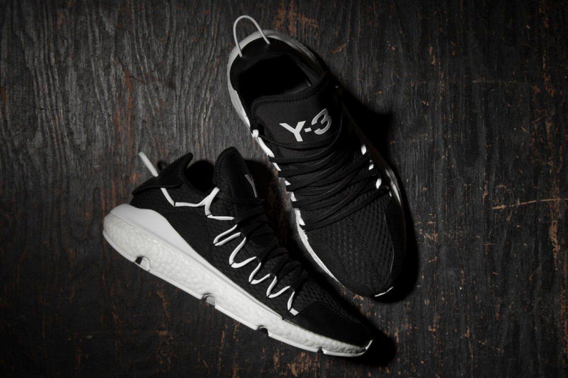 "adidas Y-3 Kasuri ""Core Black"""