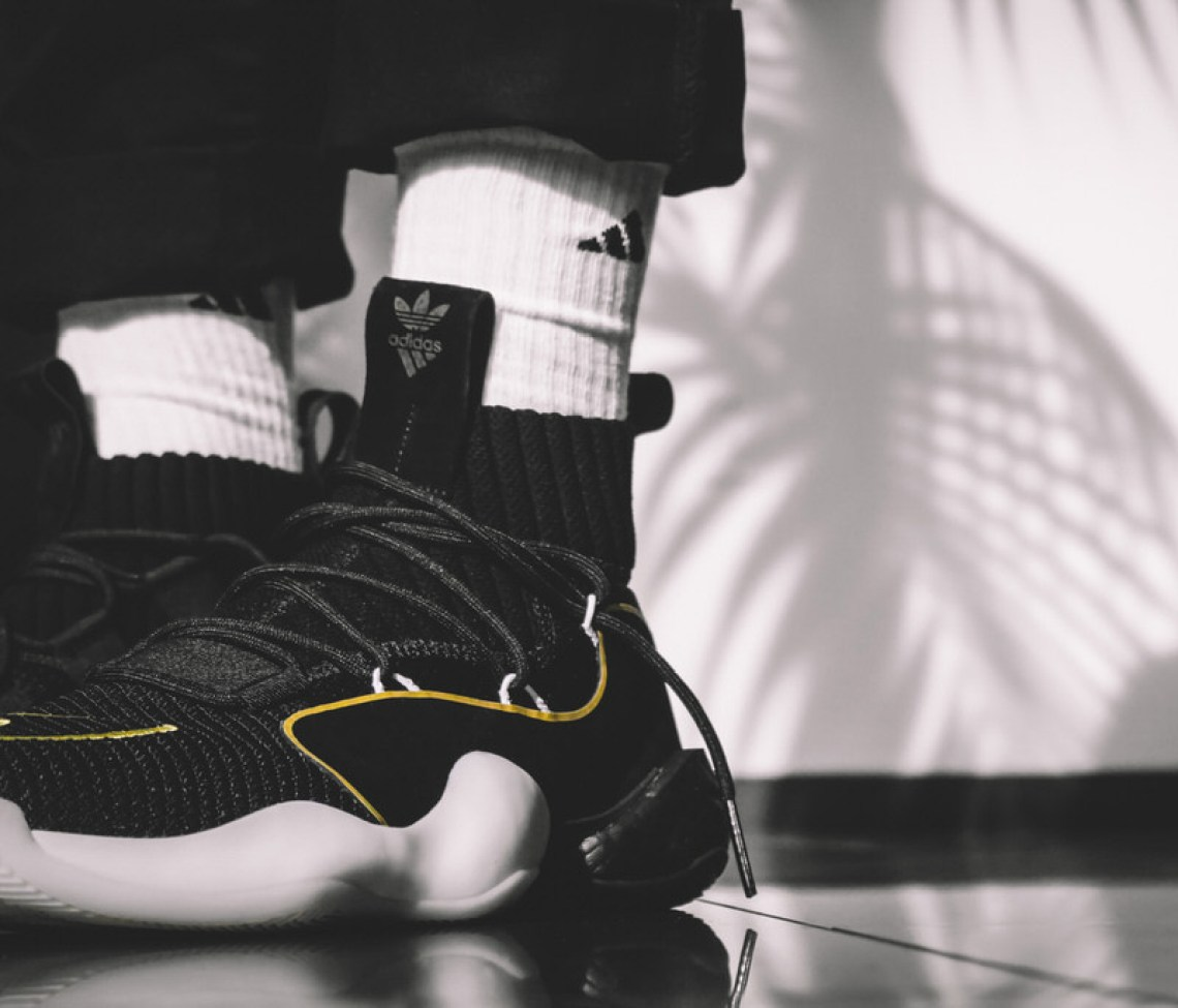 76cbeffe9 Be sure to also check out our on-foot look at the Crazy BYW from Adidas  Originals
