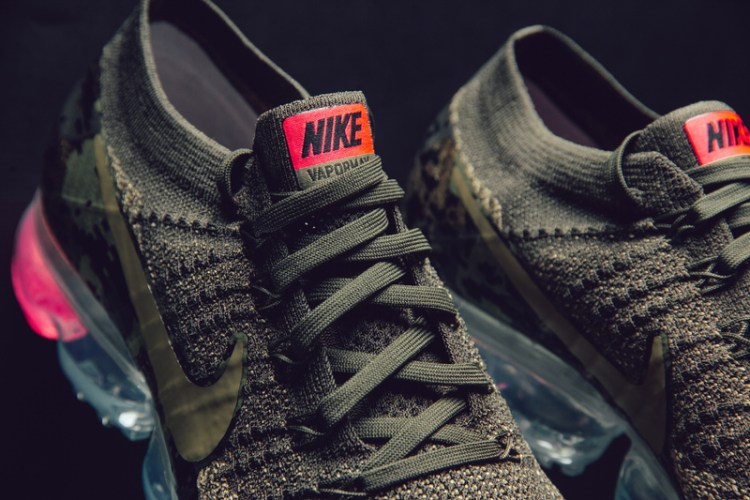 """Nike Air VaporMax Flyknit """"Neutral Olive"""" // Coming Soon"""