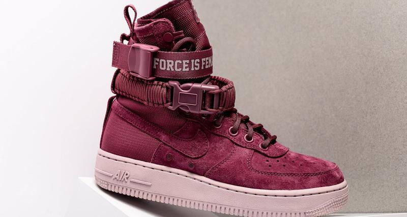 newest 8dae7 24d9b Nike SF-AF1