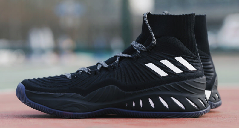 new products 923bb f50e3 Ren Zhe x adidas Crazy Explosive 2017