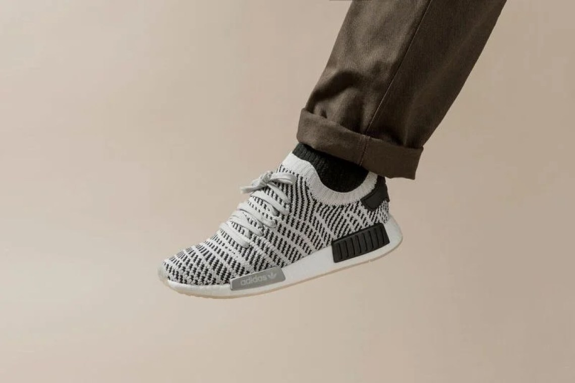 "adidas NMD R1 Primeknit STLT ""Grey Two""    Available Now  9400d5abe"